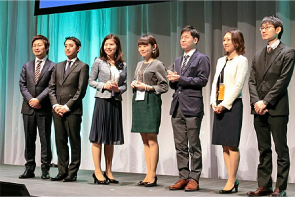 「Growth Hacker Awards 2018」受賞