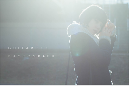 GUITAROCK PHOTOGRAPH | 卒業制作
